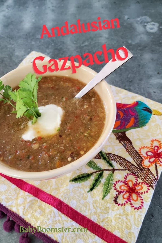 Andalusian Gazpacho