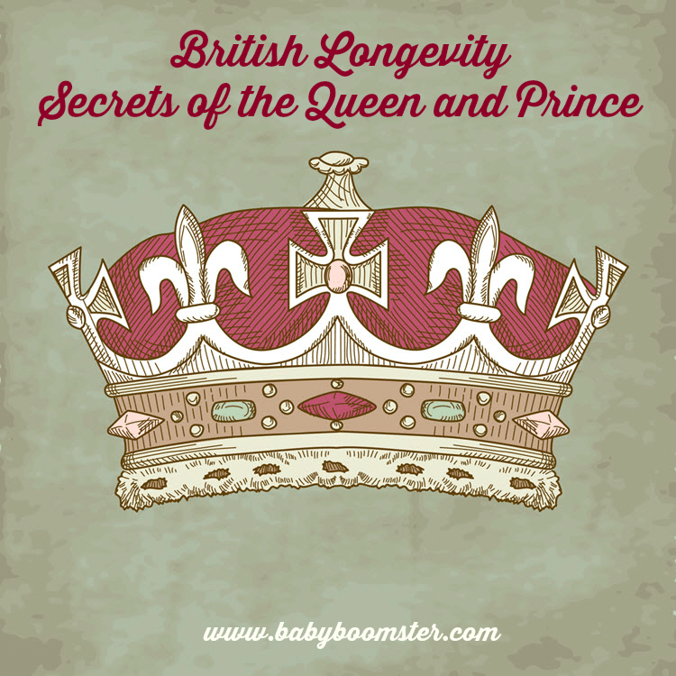 British Longevity - Secrets of the Queen and Prince