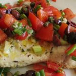 Swordfish with Caribbean Marinade