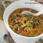 Baby Boomer Recipes | Soup | Sardinian Style Minestrone