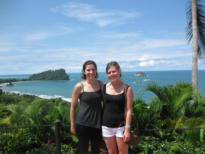 Baby Boomer Travel | Costa Rica | 2 young women traveling together