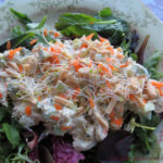 Baby Boomer Recipes | Roasted Chicken Breast with Greek Yogurt Salad