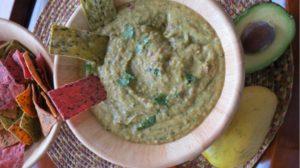 Caribbean guacamole recipe