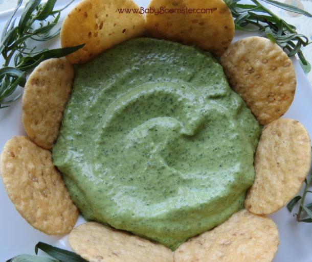 Baby Boomer Recipes | Watercress Dip