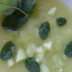 Baby Boomer Recipes | Soup | Green Melon and Champagne Soup