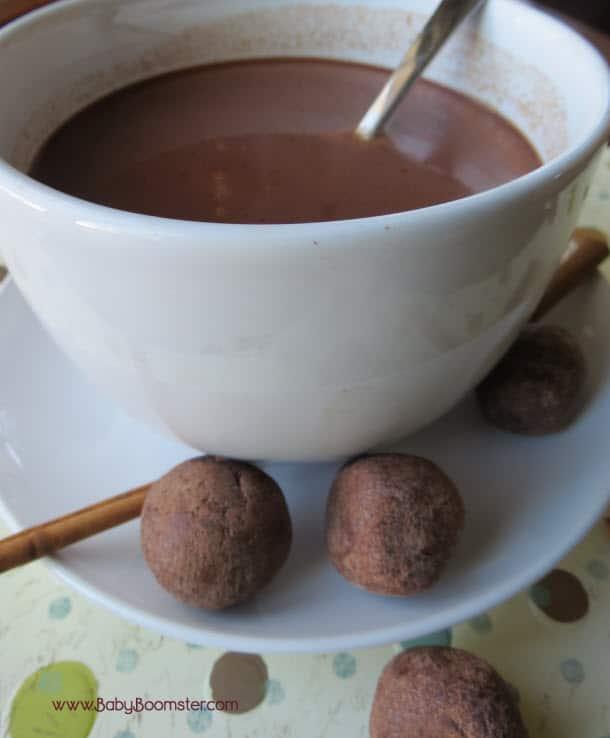 Cacao Tea Recipe from Grenada