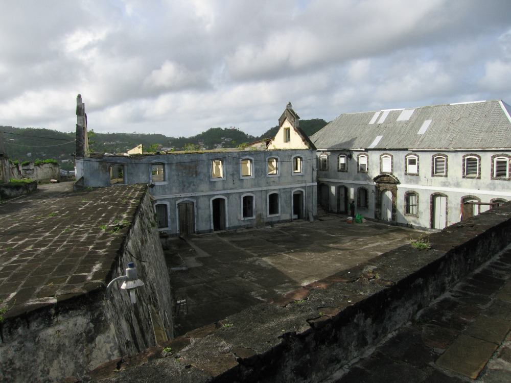 Baby Boomer Travel | Grenada | Fort Rupert