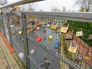Boomer Travel | Bydgoszcz, Poland | Locks on River Brda
