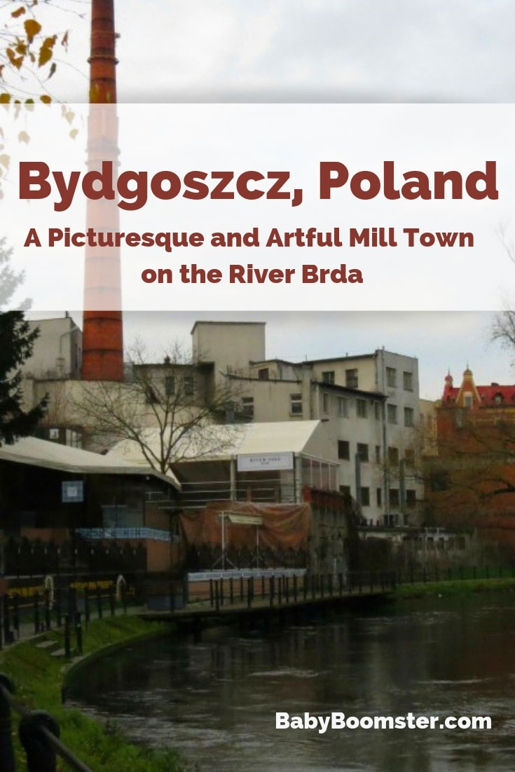 Bydgoszcz is located in the northern part of #Poland on the River Brda. It is Poland's 8th largest city. It has a quaint atmosphere with art, gardens and a large Opera House. Despite it's rough history during WWII, it is a lovely place to visit. #Bydgoszcz #Polishtown