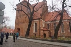 Boomer Travel | Bydgoszcz, Poland | Cathedral Church