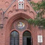 Boomer Travel | Bydgoszcz, Poland | Entrance to the Cathedral Church