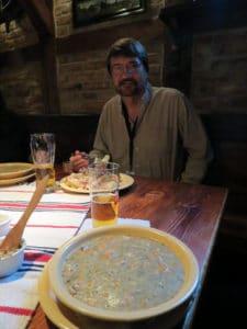 Dave and Polish Soup