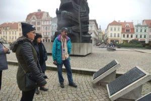 Boomer Travel | Bydgoszcz, Poland | War Memorial Old Market Square