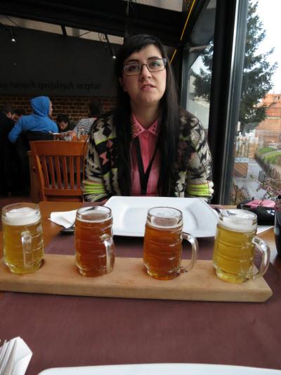Boomer Travel | Poland | Warzelnia Piwa - Brewery Beer - Bydgoszcz
