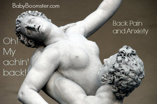 Baby Boomer Health | Health Tips | Stress-related back pain