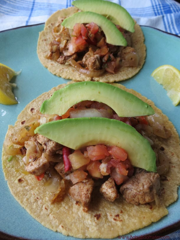 Baby Boomer Recipes | Mexican Fish Tacos