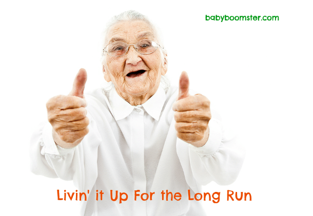 How to live to 90 and beyond