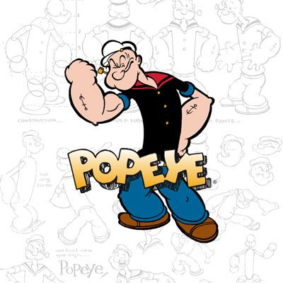 What if Popeye ate kale