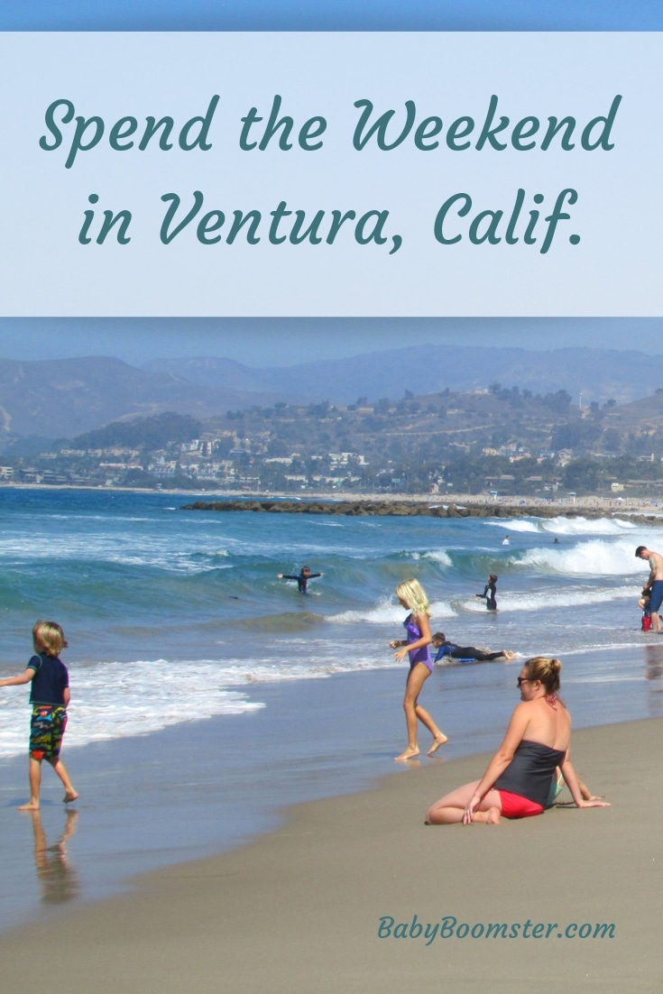 Spend the weekend in Ventura for some R & R to relax and renew. It's a fun town to hang out and enjoy the surf. #Ventura #California #weekendgetaway #California #SouthernCalifornia #beach #beachtown