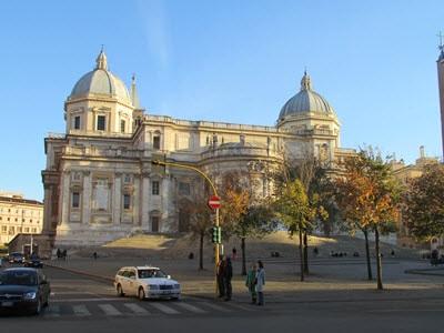 Baby Boomer Travel | Italy | Basilica Santa Maria Maggiori