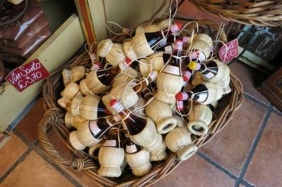 Italian Wine found in a shop in Siena, Italy