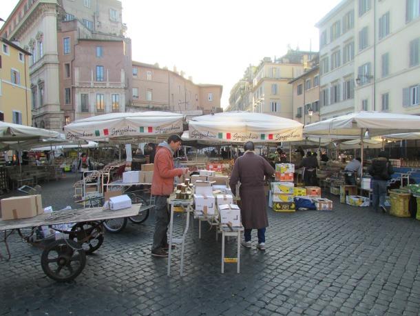 Campo di Fiori - Open Market