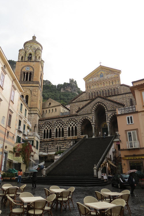 Boomer Travel | Italy | Amalfi Cathedral