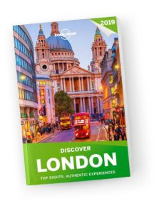 Discover London 2019 - #guidebook #ad #LonelyPlanet