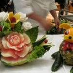 Baby Boomer Travel | Cruising | Fruit Carving Lesson