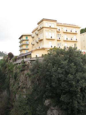 Hotel Antiche Mura Sorrento Italy