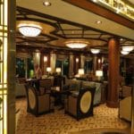 Baby Boomer Travel | Cruising | Cunard Queen Elizabeth lounge