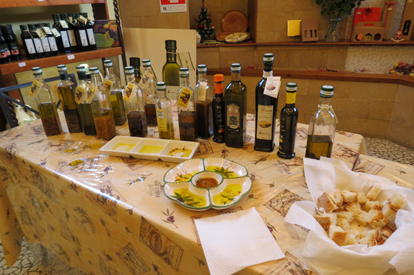 Boomer Travel | Italy | Olive Oil Factory and Tastings outside Sorrento