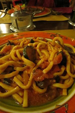 Boomer Travel | Italy | Trattoria Fonte Giusta - Siena