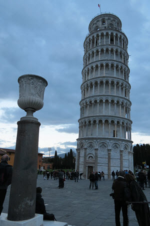 Boomer Travel | Italy | Leaning tower of Pisa