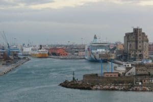 Baby Boomer Travel | Cruising | Port of Civitavecchia in Rome