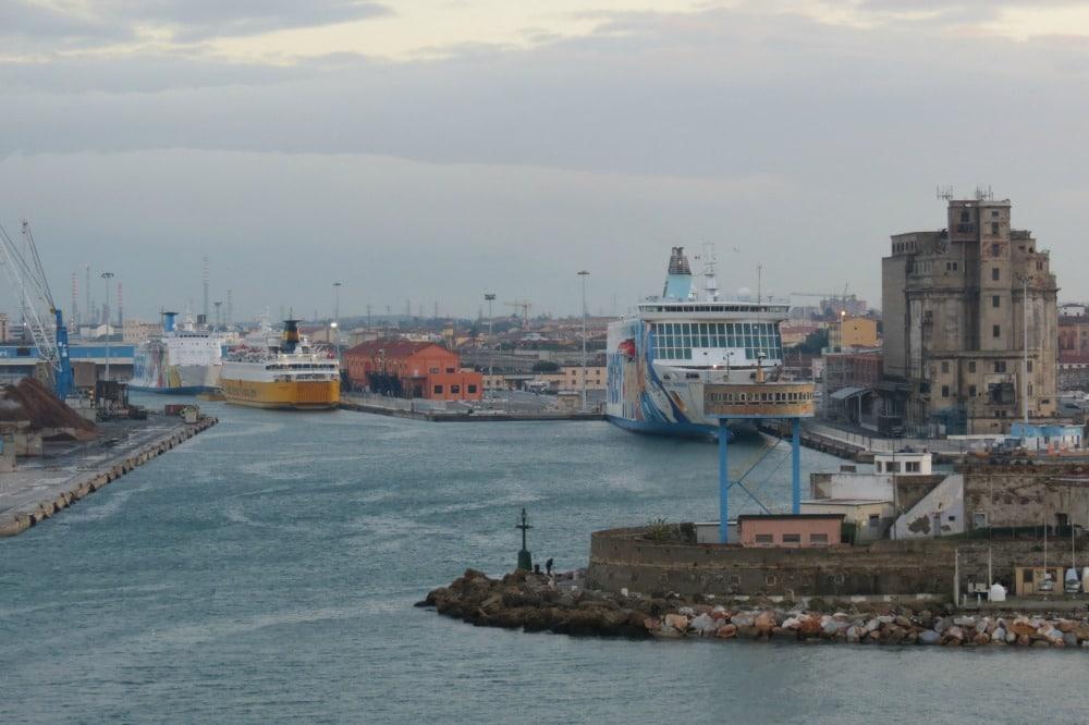 Baby Boomer Travel   Cruising   Port of Civitavecchia in Rome