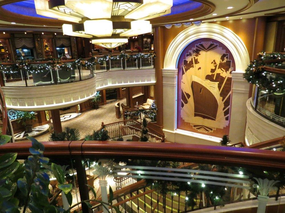 Cunard Queen Elizabeth Rules The Waves Our Mediterranean