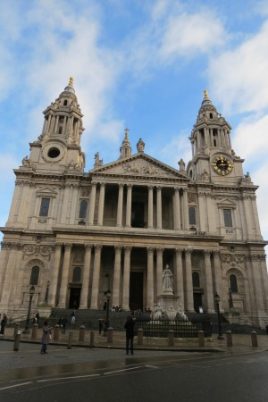 Baby Boomer Travel | London | St Paul Cathedral London