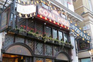 Baby Boomer Travel | England | Coal Hole Pub