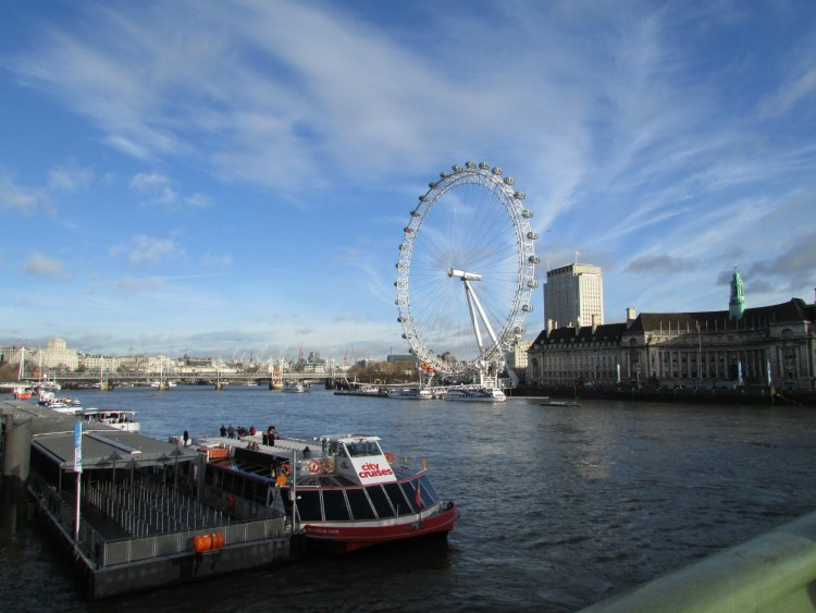 Baby Boomer Travel | 2 nights in London | London Eye - City Cruises