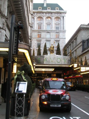 Baby Boomer Travel | London | The Savoy Theatre