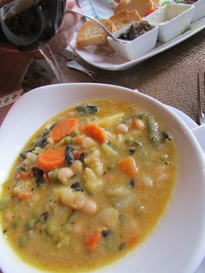 Boomer Travel | Italy | Tuscan Soup at Montepulciano