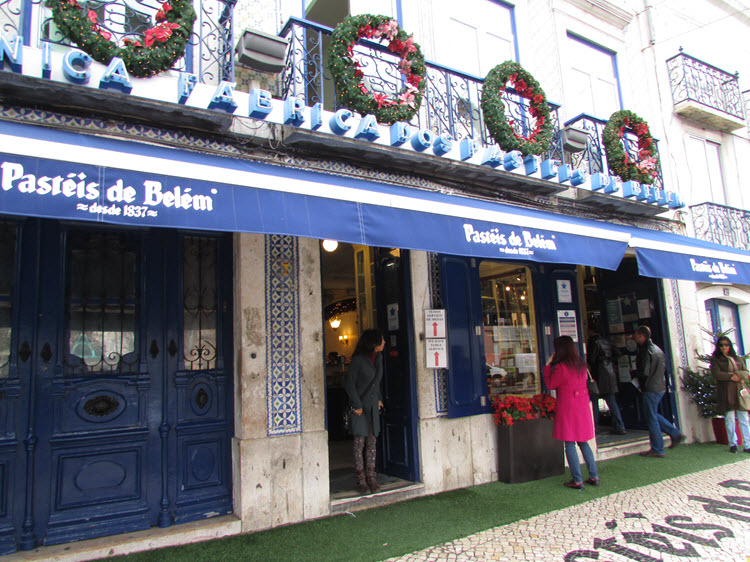Baby Boomer Travel | Portugal | Pasteis de Belem