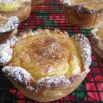 Baby Boomer Recipes | Dessert | Pasteis de Nata Custard Tarts