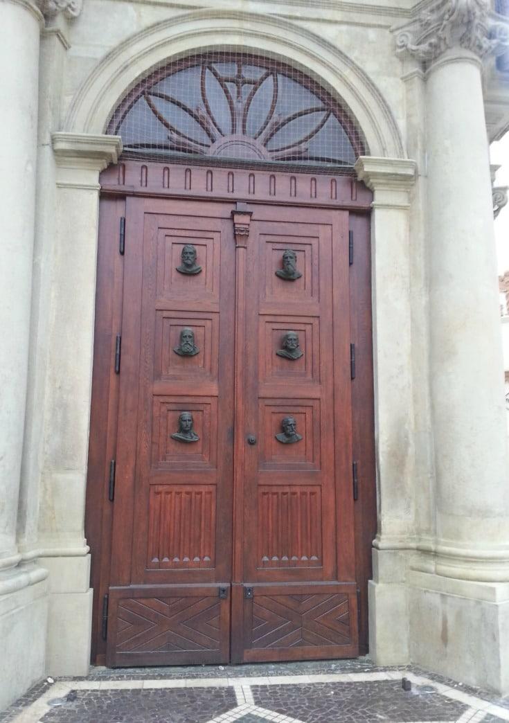 Strange doors photo thursday 194 strange doors for European entry doors