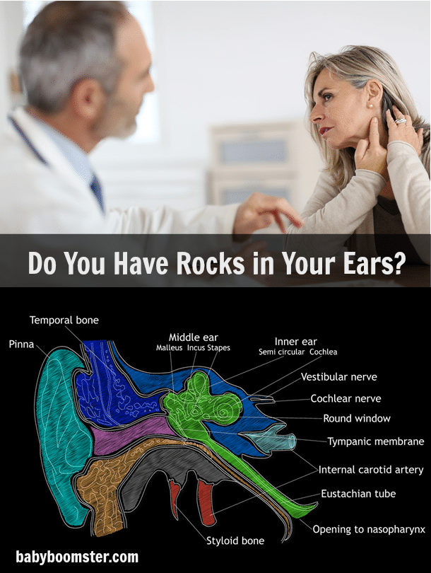 Baby Boomer Women | Wellness | Ear Rocks and Balance issues