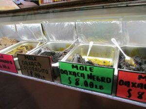 Mole at Grand Central Market