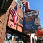 Nashville, Tennessee - Robert's Western World