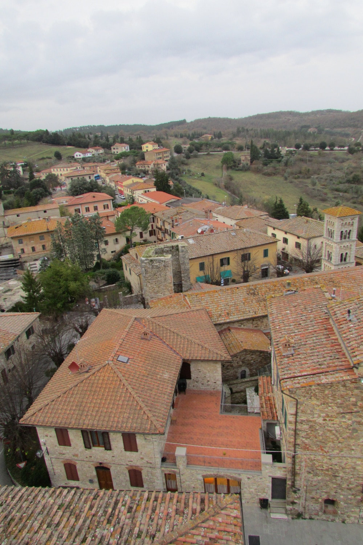 Montecatini Alto - Tuscany