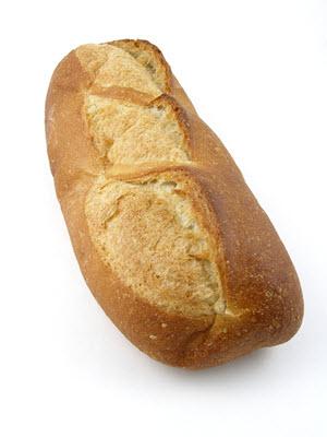 Baby Boomer women | Making bread | batard